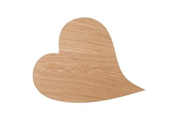 Holzherz groß personalisierbar kaufen