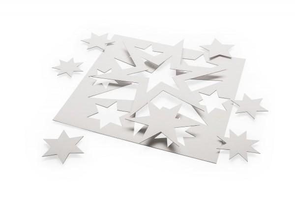 Kartonagen Sterne Set