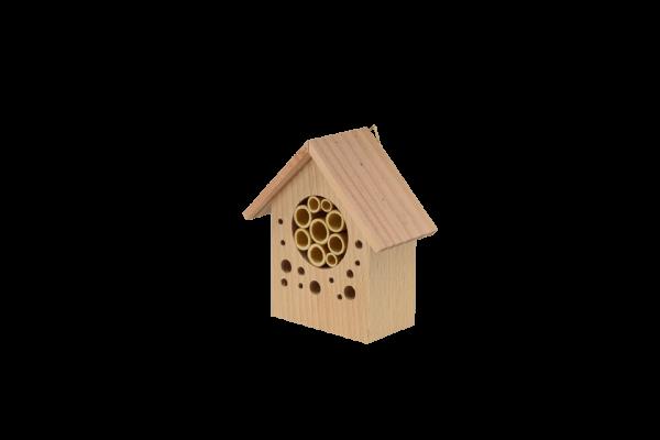 Insektenhotel Mini aus Holz
