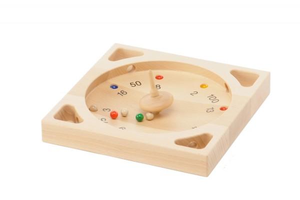 Kreiselspiel - Spannendes Spiel für Jung und Alt