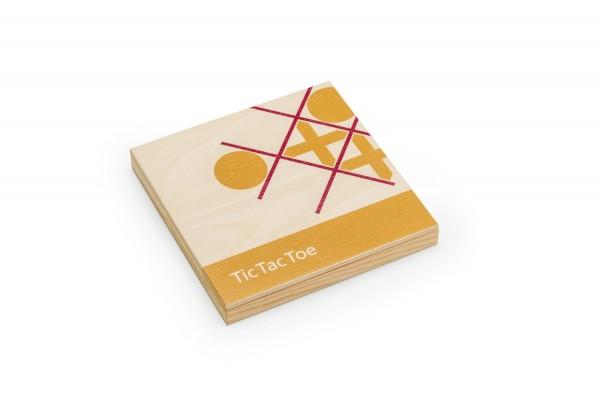 Tic Tac Toe - Strategiespiel für zwei Personen