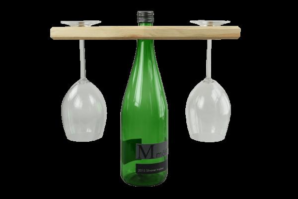 Weinflaschen- & Glashalter